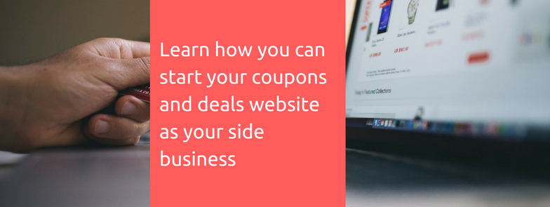 create coupon and deals sites