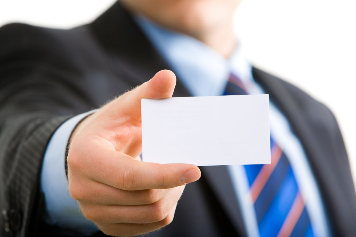 tips to enhance your business card