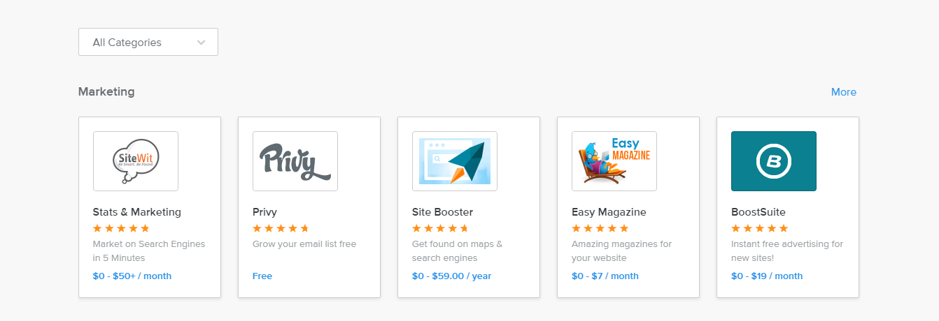 weebly tools