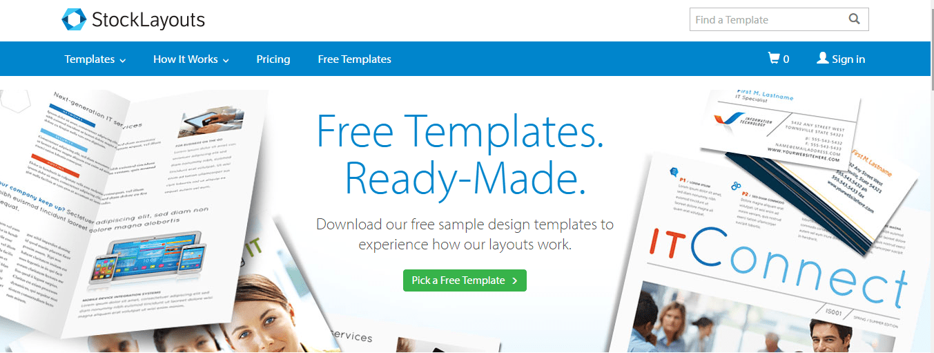 List Of Free Presentation Templates