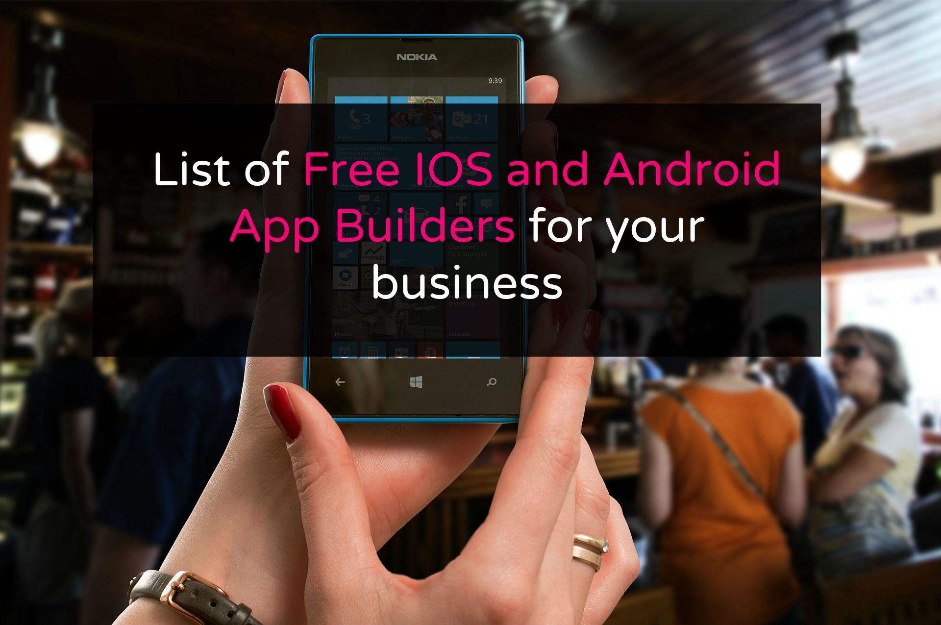 free android app makers