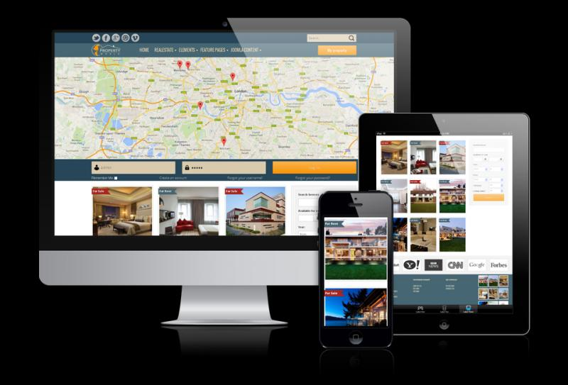 Top real estate websites in India