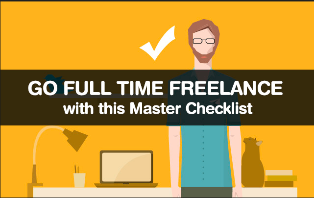 Full Time Freelancing