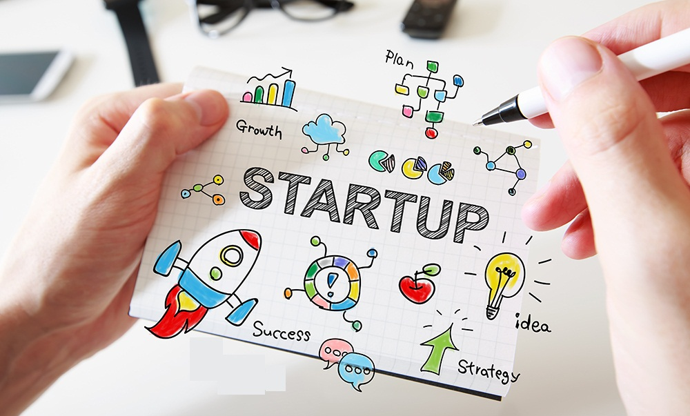 Setting up a startup business