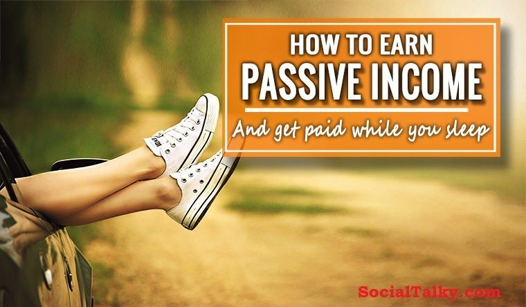 Ways to Earn Passive Income