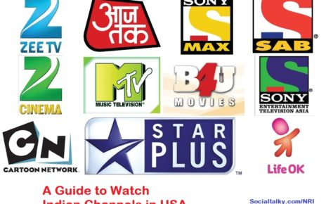 Indian Channels in USA