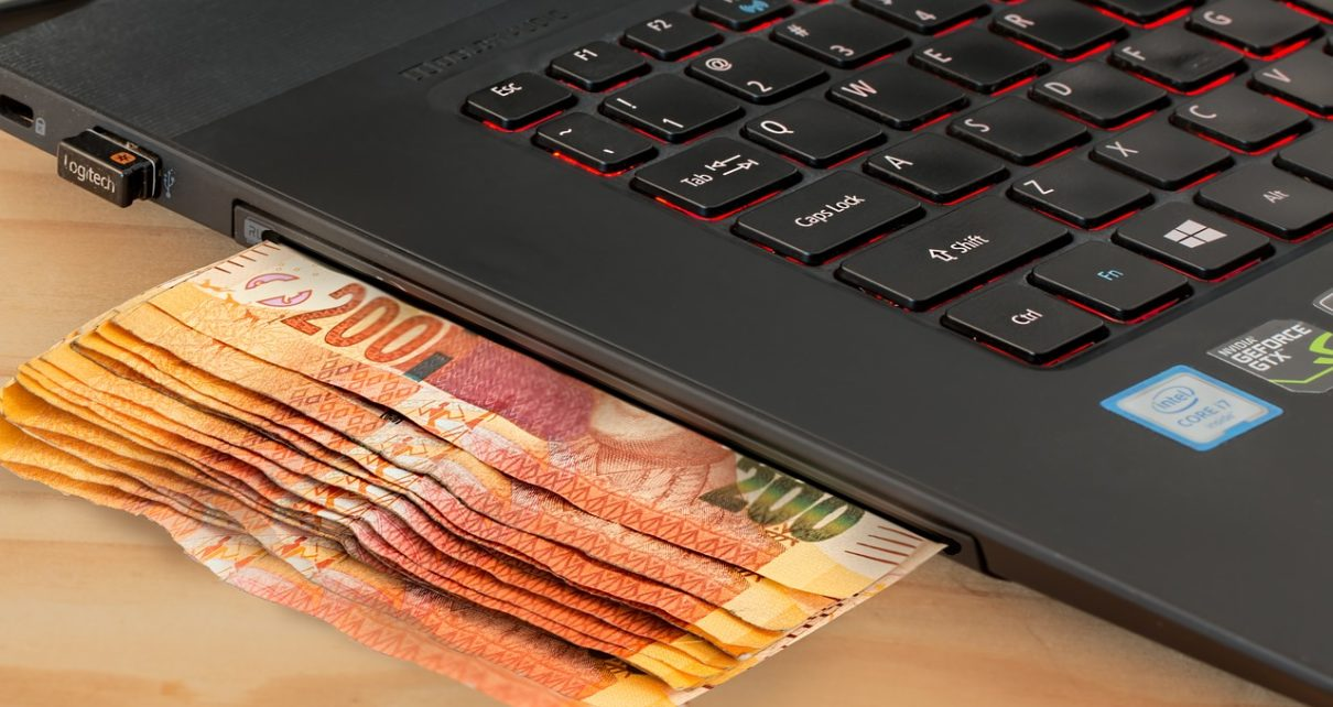 save money on online transactions
