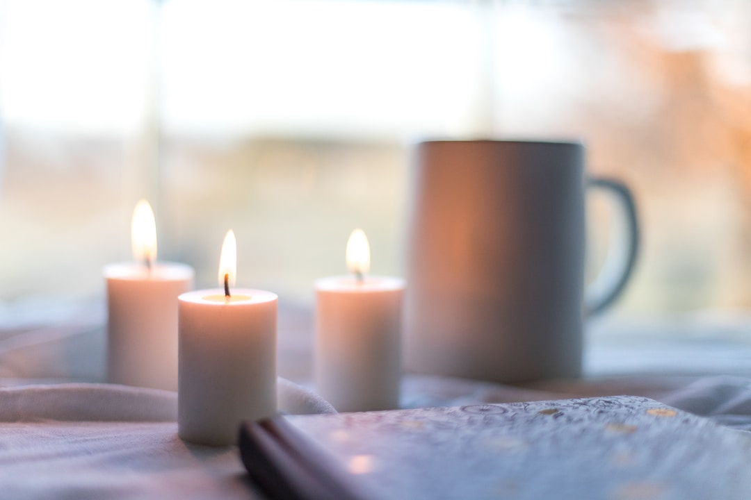 Monitor any candles in your home